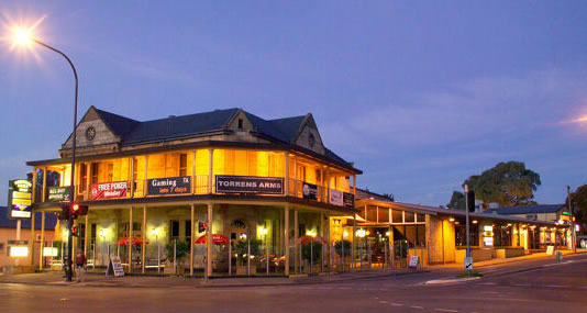 Torrens Arms Hotel - New South Wales Tourism