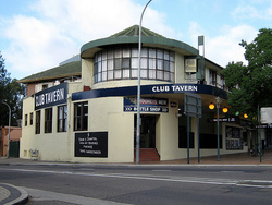 Railway Hotel - New South Wales Tourism