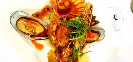 Lively Catch Seafood Restaurant - New South Wales Tourism