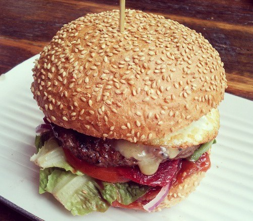 Grill'd Healthy Burgers - New South Wales Tourism