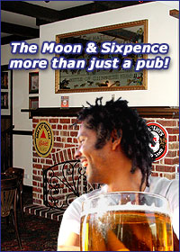 Moon and Sixpence British Pub - New South Wales Tourism