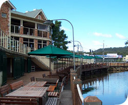 The Woodport Inn - New South Wales Tourism