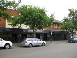 St Marys Hotel - New South Wales Tourism