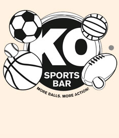 The KO Sports Bar - New South Wales Tourism