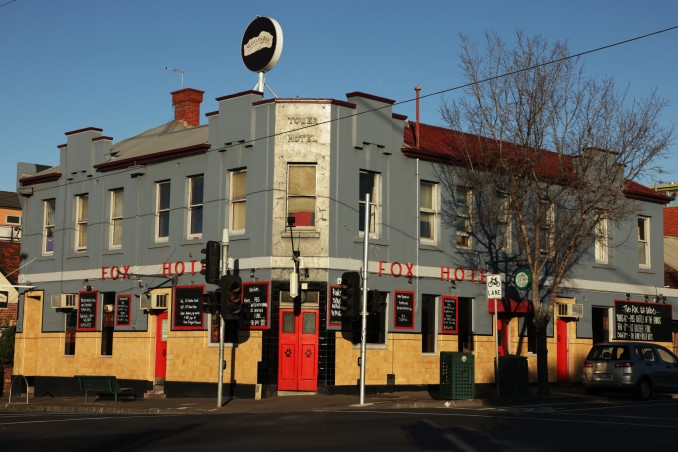 The Fox Hotel - New South Wales Tourism