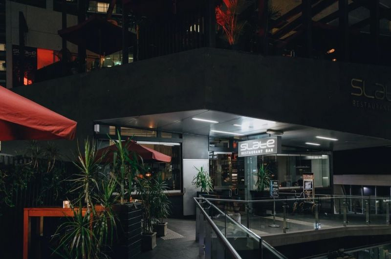 Slate Restaurant Bar - New South Wales Tourism