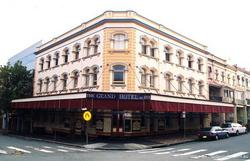 The Grand Hotel Newcastle - New South Wales Tourism