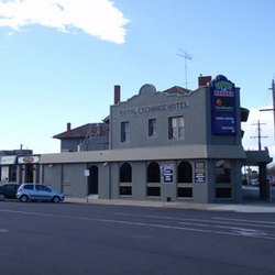 Royal Exchange Hotel - New South Wales Tourism