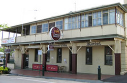 Commercial Hotel Alexandra - New South Wales Tourism