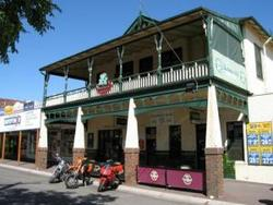 Shamrock Hotel Alexandra - New South Wales Tourism