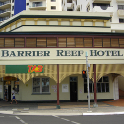 The Barrier Reef Hotel - New South Wales Tourism