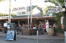Railway Friendly Bar - New South Wales Tourism
