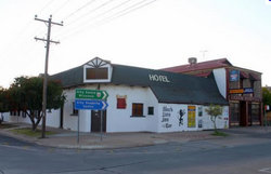 Black Lion Inn Hotel - New South Wales Tourism