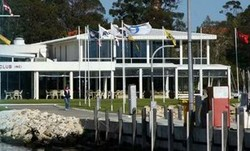 South of Perth Yacht Club - New South Wales Tourism
