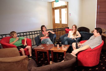 Hibernian Hotel Beechworth - New South Wales Tourism