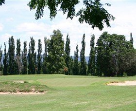 Aberdeen Golf Club - New South Wales Tourism