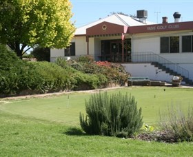 The Yass Golf Club - New South Wales Tourism