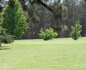 Inverell Golf Club - New South Wales Tourism