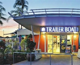 Darwin Trailer Boat Club - New South Wales Tourism