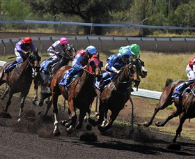 Alice Springs Turf Club - New South Wales Tourism
