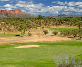 Alice Springs Golf Club - New South Wales Tourism