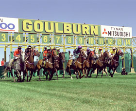 Goulburn and District Racing Club - New South Wales Tourism