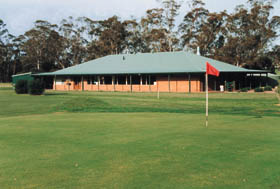 Echunga Golf Club Incorporated - New South Wales Tourism