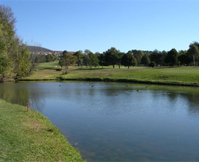 Capital Golf Club - New South Wales Tourism