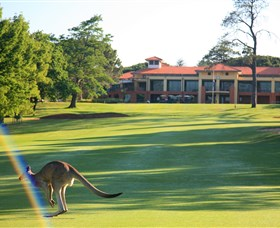 Royal Canberra Golf Club - New South Wales Tourism