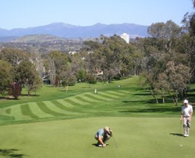 Fairbairn Golf Club - New South Wales Tourism