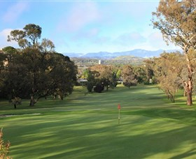 Federal Golf Club - New South Wales Tourism
