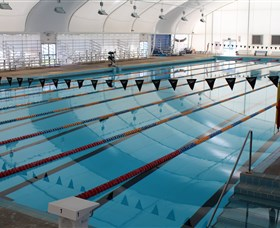 Canberra Olympic Pool and Health Club - New South Wales Tourism
