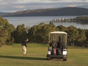 North West Bay Golf Club - New South Wales Tourism