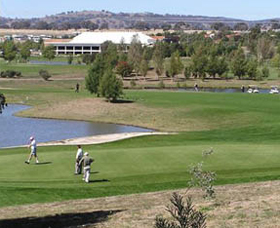 Gungahlin Lakes Golf and Community Club - New South Wales Tourism