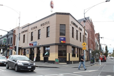Central Club Hotel - New South Wales Tourism