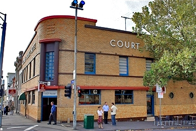 Court House Hotel North Melbourne - New South Wales Tourism