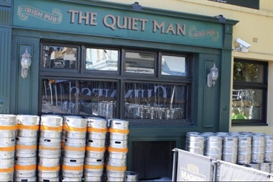 The Quiet Man Irishman Pub