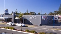 Bellevue Hotel Tuncurry - New South Wales Tourism