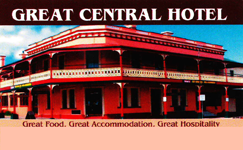 Great Central Hotel - New South Wales Tourism