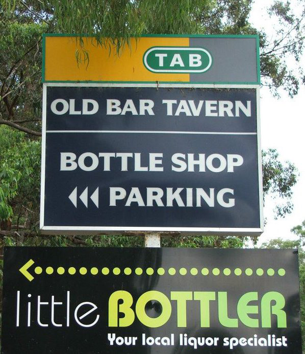 Old Bar Tavern - New South Wales Tourism