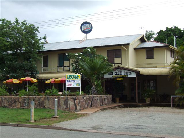 Pine Creek Hotel/Motel - New South Wales Tourism