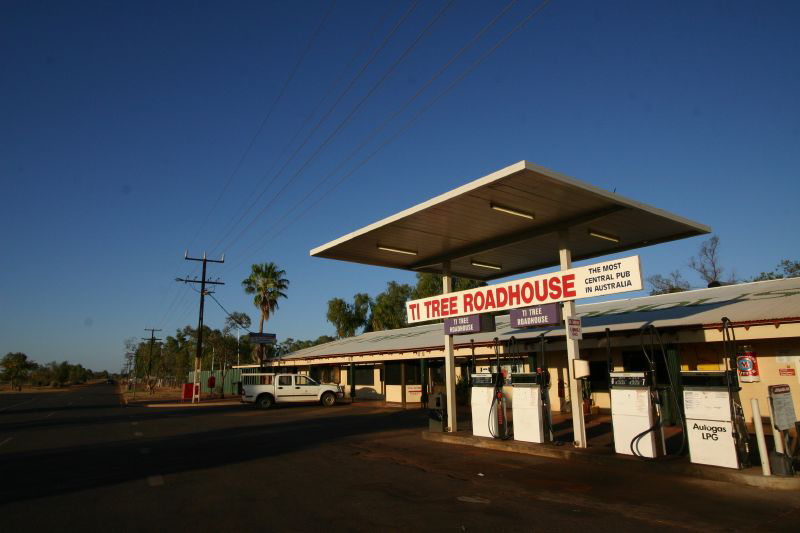 Ti Tree Roadhouse - New South Wales Tourism