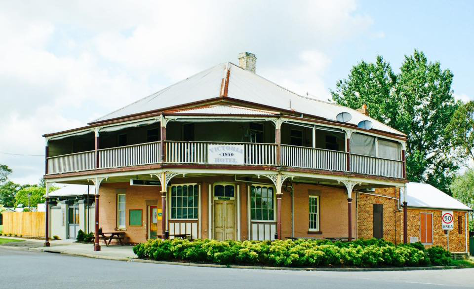 Victoria Hotel - New South Wales Tourism