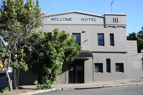Welcome Hotel - New South Wales Tourism