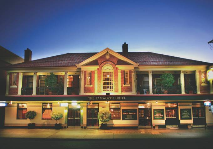 Tom Price Hotel - New South Wales Tourism