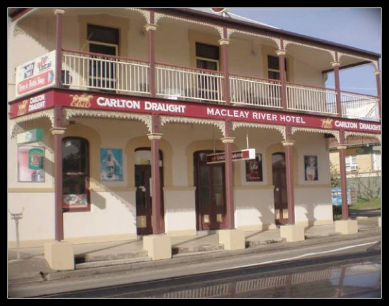 Macleay River Hotel - New South Wales Tourism
