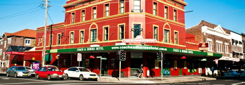 The Coach  Horses Hotel - New South Wales Tourism