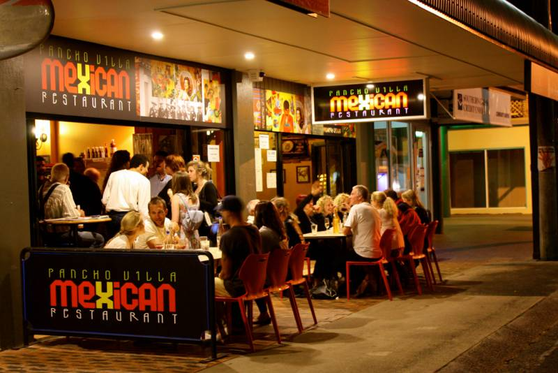 Pancho Villa Mexican Restaurant - New South Wales Tourism