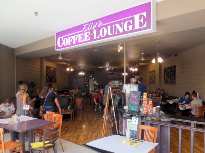 Ellys Coffee Lounge - New South Wales Tourism
