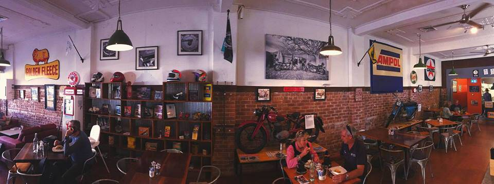 Roadies Cafe - New South Wales Tourism